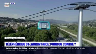 Nice: vers la construction d'un téléphérique jusqu'à Saint-Laurent