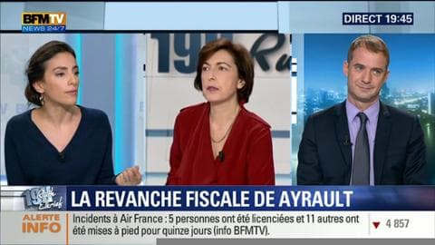 Anna Cabanaface à David Revault d'Allonnes: L'Assemblée nationale a adopté l'amendement Ayrault contre l'avis du gouvernement
