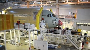 Airbus met les bouchées doubles pour tenir ses objectifs de livraison