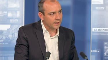 Laurent Berger était l'invité de BFMTV, ce jeudi 1er mai.