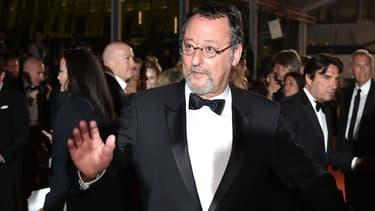 Jean Reno au festival de Cannes, en 2016