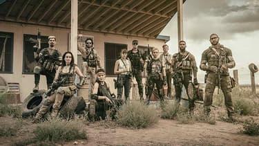 """Le casting de """"Army of the Dead"""", le nouveau film de zombies de Zack Snyder"""