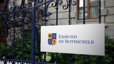 Benjamin de Rothschild était président de la holding Edmond de Rothschild
