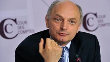 Didier Migaud, le premier présidentd e la Cour des comptes, était sur Europe 1  le 17 février.