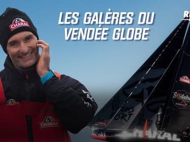 Vendée Globe : Beyou explique ses galères au début de la course