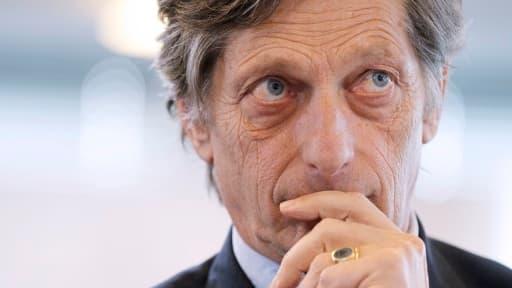 Nicolas de Tavernost (1,7 million d'euros) reste derrière Nonce Paolini (2 millions d'euros)