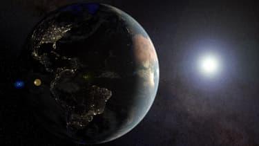 La planète Terre (Photo d'illustration).