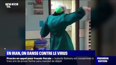 En Iran, on danse contre le coronavirus