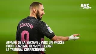 Affaire de la sextape : Vers un procès pour Benzema, renvoyé devant le tribunal correctionnel
