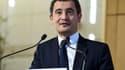Le ministre des Comptes publics, Gérald Darmanin.