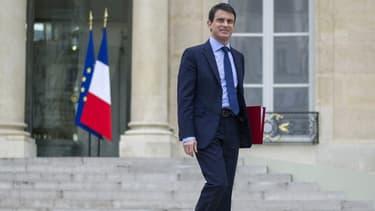 Manuel Valls prononcera mardi 8 avril sa déclaration de politique générale à l'Assemblée