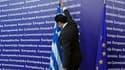 La crise de la dette grecque et la fragilité économique des pays européens soumettent l'unité de l'Union européenne à rude épreuve et soulignent combien la réalité s'est éloignée des rêves des pères fondateurs de l'ensemble communautaire. /Photo prise le