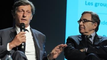 Nicolas de Tavernost (M6) veut une nouvelle chaîne TNT comme son rival Nonce Paolini (TF1)