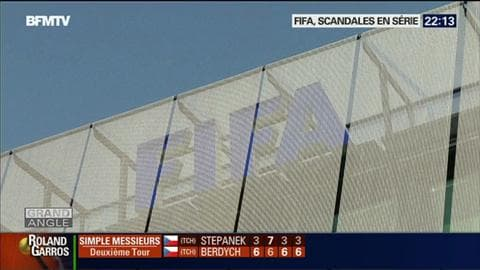 La Fifa est rattrapée par de nouvelles affaires de corruption