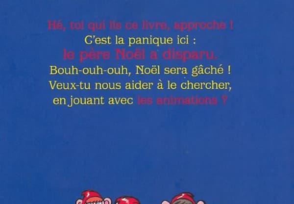 """""""Délivre le père Noël!"""" de Orianne Lallemand et Caroline Hüe"""