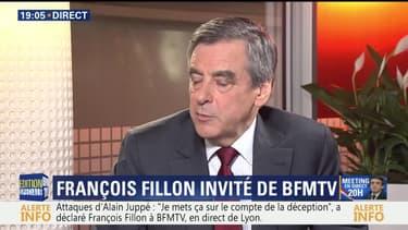 """François Fillon sur l'IVG : """"Je sais faire la différence entre ma foi et le bien public"""""""