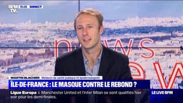 Île-de-France : le masque contre le rebond ? - 11/08