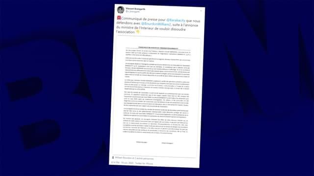 Communiqué de presse des avocats de BarakaCity