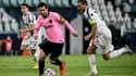 Lionel Messi face à la Juventus de Cristiano Ronaldo