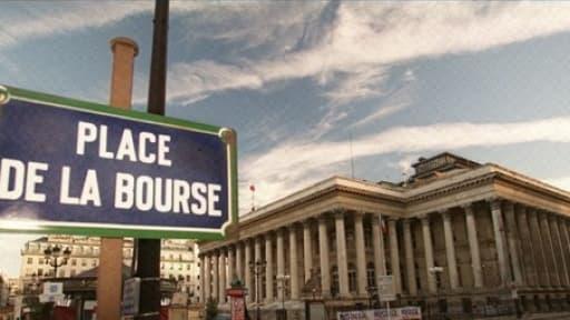 La Bourse de Paris peine à dépasser le seuil des 4.500 points.