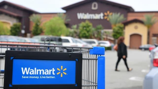 Amazon a beau avoir frappé fort en s'immisçant sur le terrain de la livraison alimentaire en 2017, la menace pour Walmart demeurerait particulièrement mince.