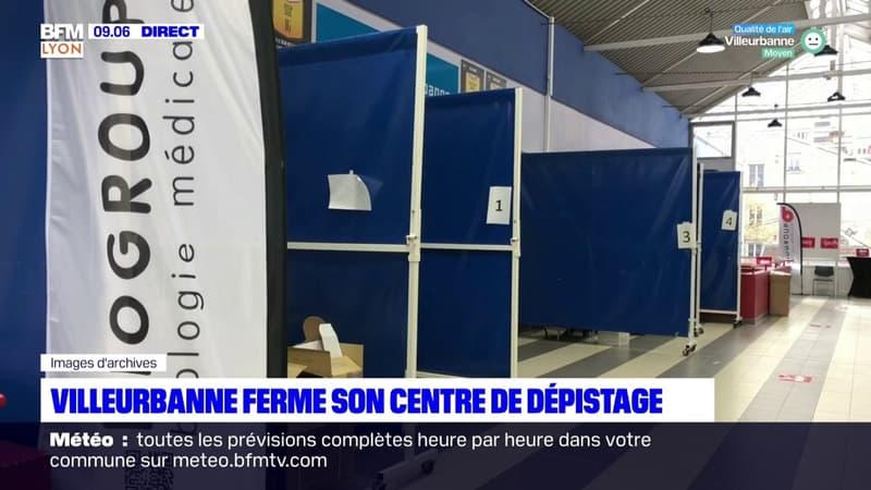 Covid-19: le centre de dépistage de Villeurbanne va fermer ses portes le 9 juillet