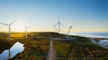 Apple va construire deux éoliennes de 200 mètres au Danemark