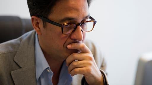 Aquilino Morelle, ici le 3 mai 2012 à Paris.