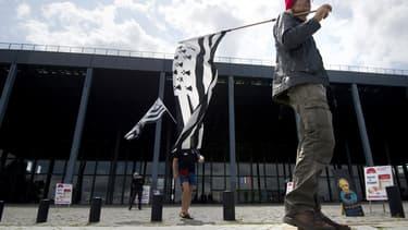 Onze bonnets rouges ont été condamnés par le tribunal correctionnel de Rennes (photo d'illustration).