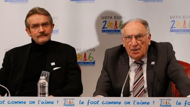 Jean-Pierre Escalettes et la FFF ont snobé la fédération de sport adapté
