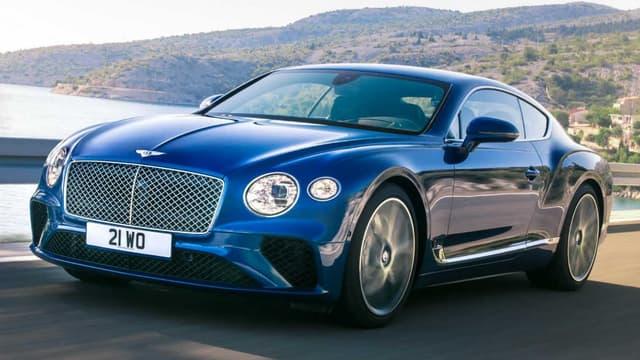 Bentley a dévoilé la 3e génération de sa Continental GT.