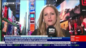 What's up New York : Google est en passe de réaliser le plus gros deal immobilier aux États-Unis depuis le début de la pandémie - 21/09