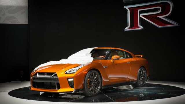 Nissan assemble à la main chaque moteur V6 3.8 biturbo de la sportive GT-R.