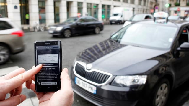 Certains tarifs d'Uber vont augmenter de 20%.