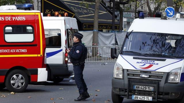 Attentats de Paris - enquête en cours