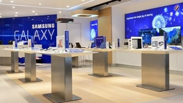 Le dernier magasin physique de Samsung a été ouvert à Syndney, en Australie.