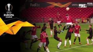 Manchester United-Real Sociedad : L'énorme charge de Lindelöf sur le but refusé de Tuanzebe