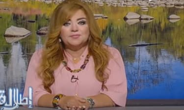 Khadija Khattab, une des présentatrices incitées à perdre du poids