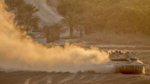 L'armée israélienne a annoncé s'être retirée de la bande de Gaza, ce mardi. (photo d'illustration)