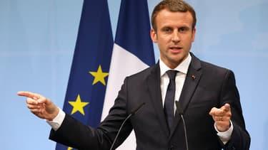 Les deux réformes promises par Emmanuel Macron auront lieu en 2018.