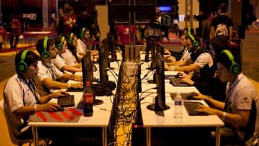 Certaines rencontres entre gamers sont suivies par des millions de spectateurs