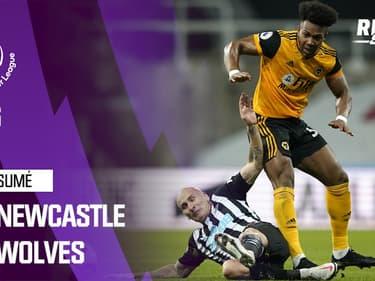 Résumé : Newcastle 1-1 Wolverhampton - Premier League (J26)