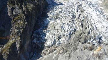 Le glacier Planpincieux - Image d'illustration