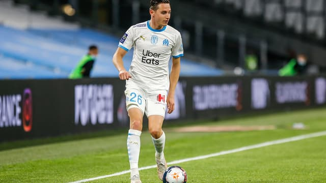 Florian Thauvin dispute ce soir son 281e et dernier match sous les couleurs olympiennes