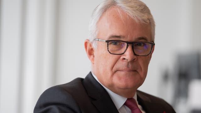Jean-François Bohnert le 17 octobre 2019