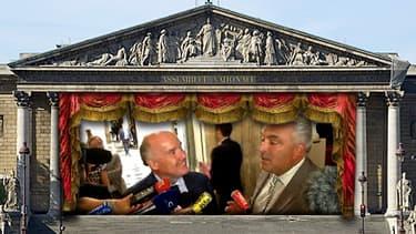 Que se passe-t-il quand l'actuel secrétaire d'État aux Transports et son prédécesseur se croisent un jour de grève à la SNCF?