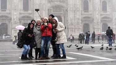 Les arrivées de touristes internationaux ont bondi en 2017 de 7% en 2017.