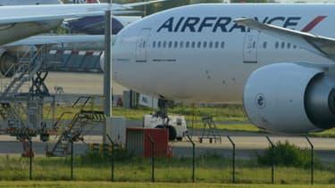 La grève à Air France continue vendredi.