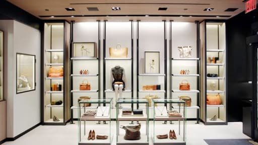 Bottega Veneta va agrandir ses magasins dans les pays matures plutôt que d'en ouvrir d'autres (ici, le concept-store de New York)