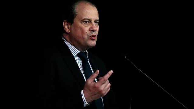 Jean-Christophe Cambadélis le 15 avril 2014 à Paris.